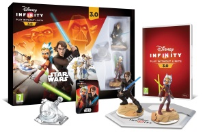 Get ready to battle in a galaxy far far away with Disney Infinity 3.0: Play Without Limits' new Star Wars games