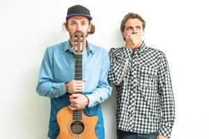 Australian, duo Jamie MacDowell and Tom Thum