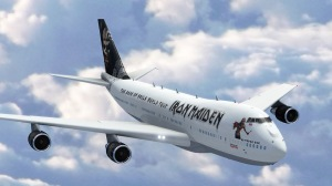 Ed Force One will take Iron Maiden and over 12 tons of equipment more than 55,000 miles (88,500km) around the planet with concerts in six of the seven continents (Australasia, Asia, North and South America, Africa and Europe)
