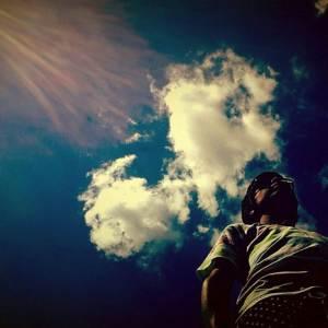 Matthew Snyman's selfie.