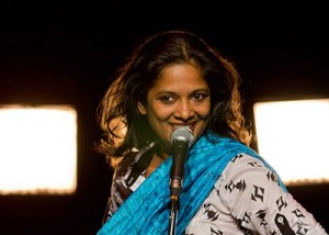 C Sharp C Blunt is a one-woman show starring actress MD Pallavi.
