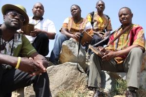 Zvirmudeze Mbira ensemble (Zimbabwe)