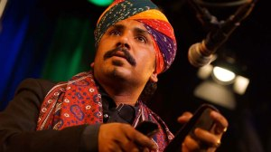 Kutle Khan is a multi-talented world musician.