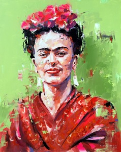 Ms Kahlo by Floris van Zyl.