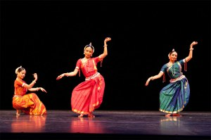 The Nrityagram Dance Ensemble.