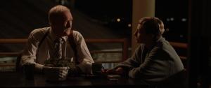Marius Weyers & Charlene Brouwer in a scene from Dis Ek, Anna.