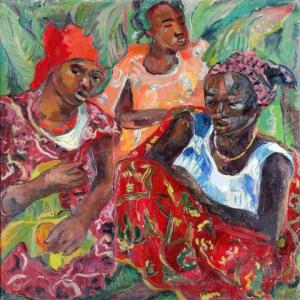 Irma Stern's Congo Natives