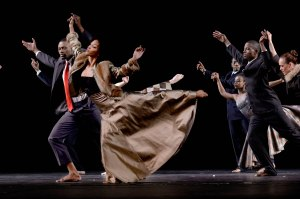 Siwela Sonke Dance Theatre presents Qaphela Caesar! at the State Theatre.