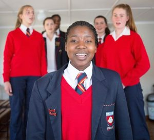 The Epworth High School and Prep School choirs will be performing in Let The People Sing! in the Pietermaritzburg City Hall. Photo: Jonathan Burton