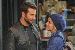 Bradley Cooper and Sienna Miller in Burnt.