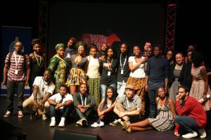 This year's Poetry Africa participants