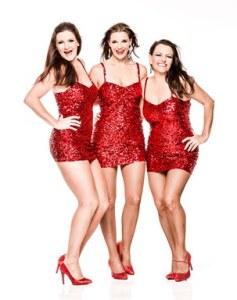 The Glitter Girls Photo: Sean Laurenz
