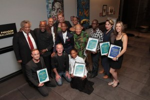 The 18th Annual Arts and Culture Trust Awards. Held at the Maslow Hotel, Sandton 02 November 2015. Photograph: John Hogg.