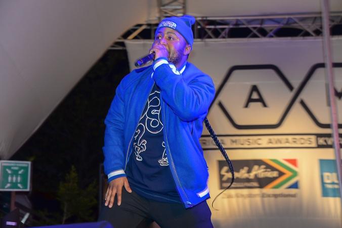 MTV AFRICA MUSIC AWARDS NOMINEES PARTY AT HAREM  ROSEBANK