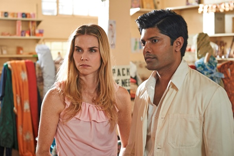 FREE STATE - Nicola Breytenbach and Andrew Govender