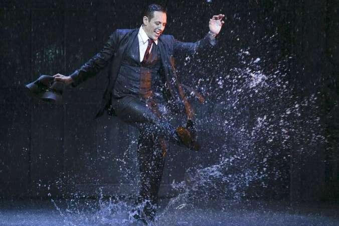 Grant Almirall for Singin' in the Rain
