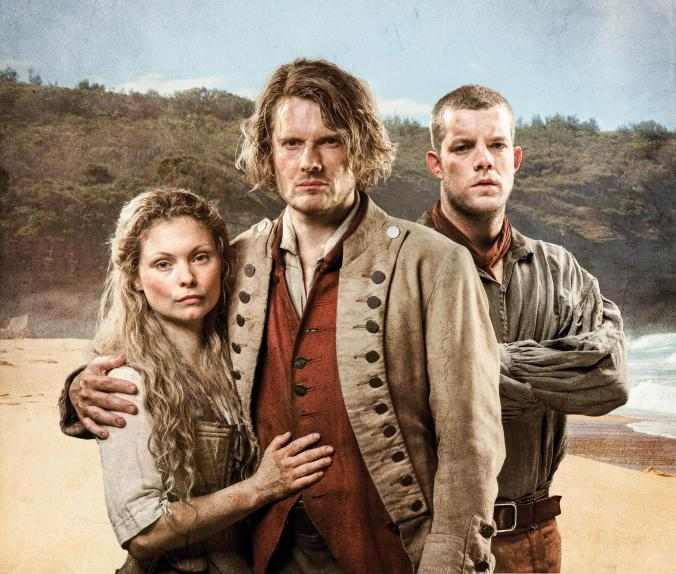 Banished - Poster