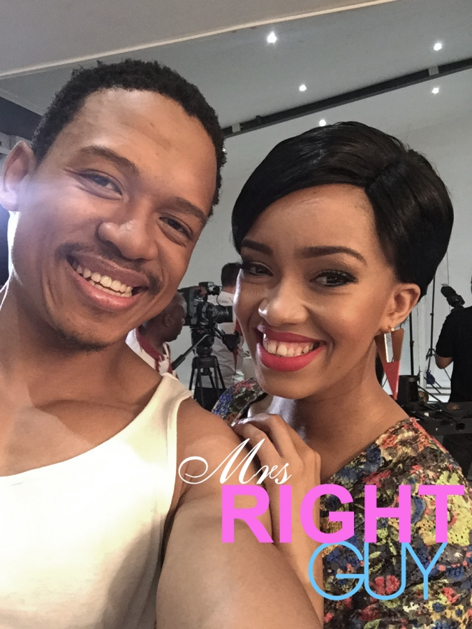MRS RIGHT GUY - Lehasa Moloi and Dineo Moeketsi