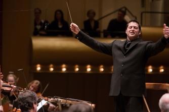 Conductor Daniel Boico.
