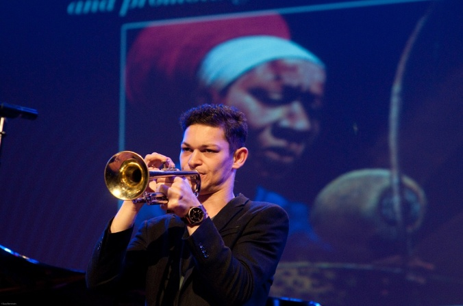 Samro Overseas Scholarships 2012. Jazz/Popular music. Darren English - Trumpet.