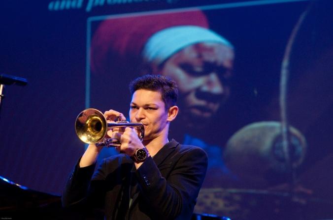 Samro Overseas Scholarships 2012. Jazz/Popular music. Darren English - Trumpet.