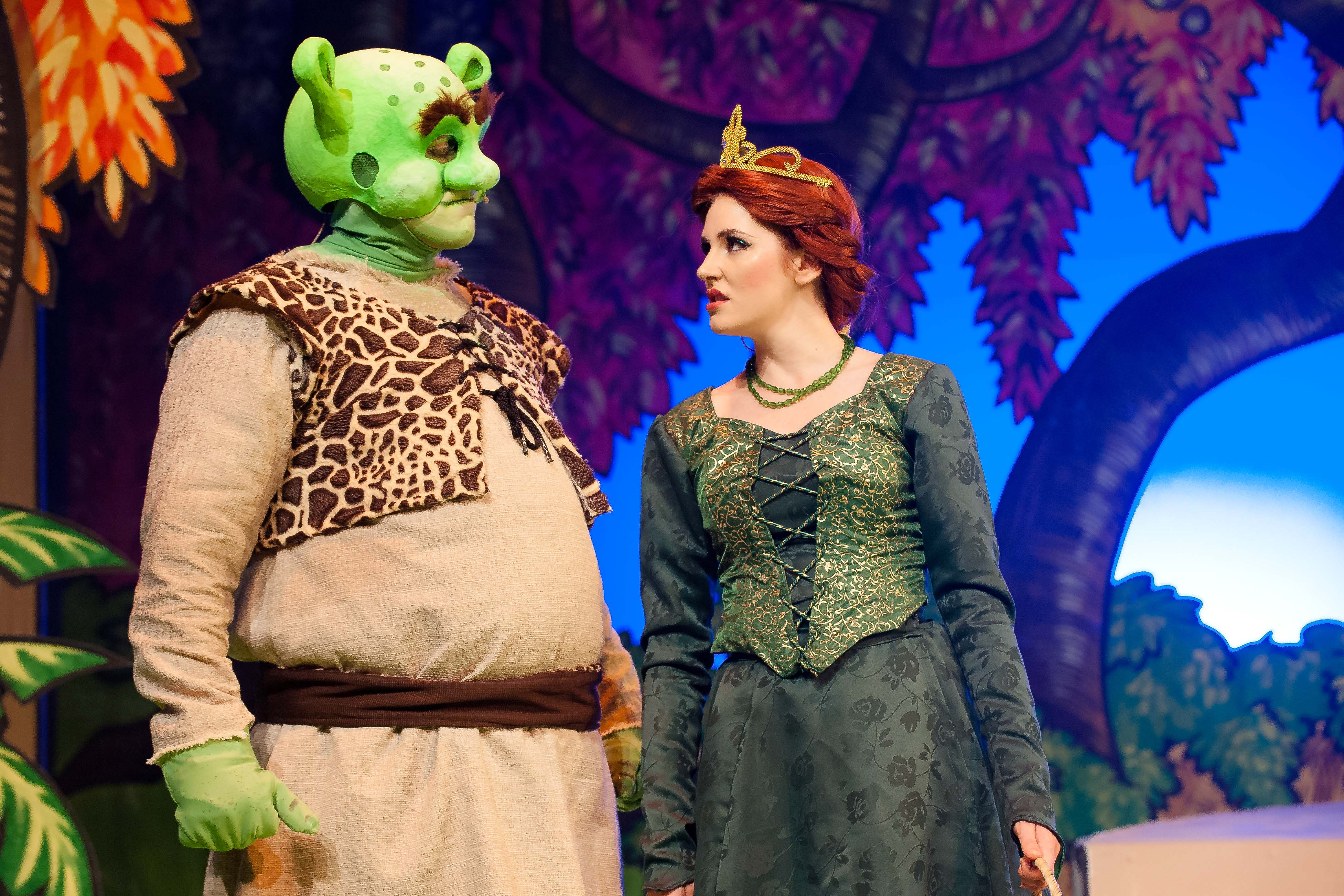 shrek the musical gorgeous in every way theluvvie