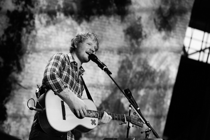 Ed Sheeran: Jumpers For Goalposts - Live From Wembly