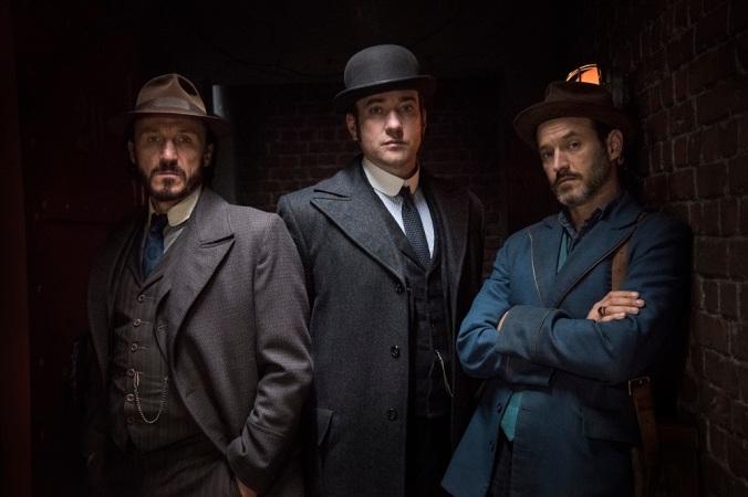 Ripper Street (series 4)