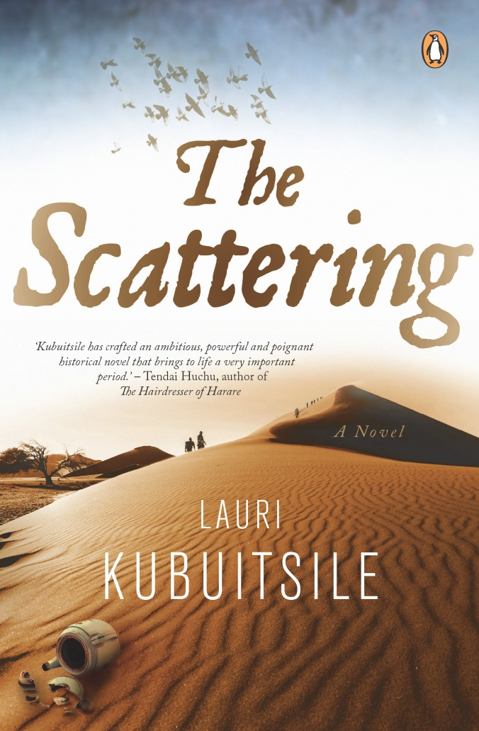 9781485903079 - The Scattering - Lauri Kubuitsile - HR