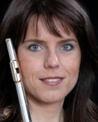 Flautist, Bridget Rennie-Salonen, will be performing with guitarist, James Grace, and flautist, Catherine Stephenson, in 'Two Flutes and a Guitar' at the NG Church. Photo: Supplied
