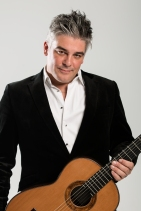 Classical guitarist, James Grace, will be performing with two flautists, Bridget Rennie-Salonen and Catherine Stephenson, in 'Two Flutes and a Guitar' at the NG Church. Photo: Supplied
