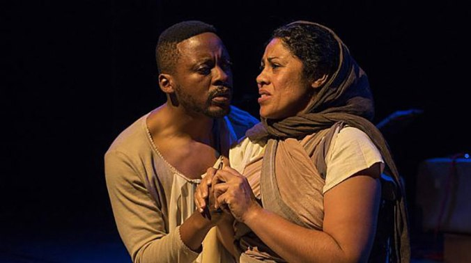 Playhouse Mpho-Osei-Tutu-and-Ilse-Klink-in-Scorched.-Photograph-by-Jane-Berg-_-CuePix