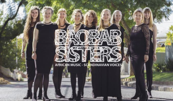 Baobab Sisters South Africa 2015