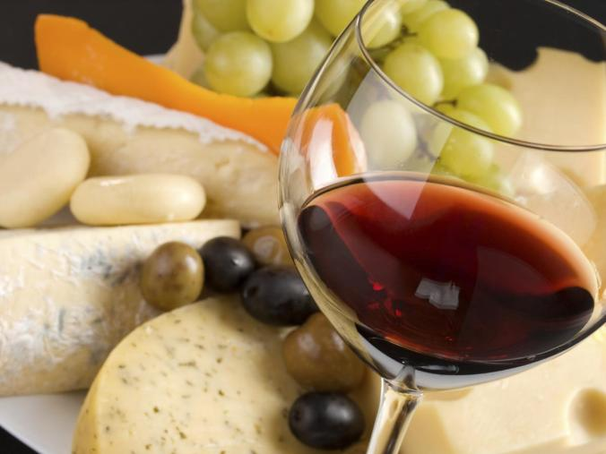 cheeses-and-wine