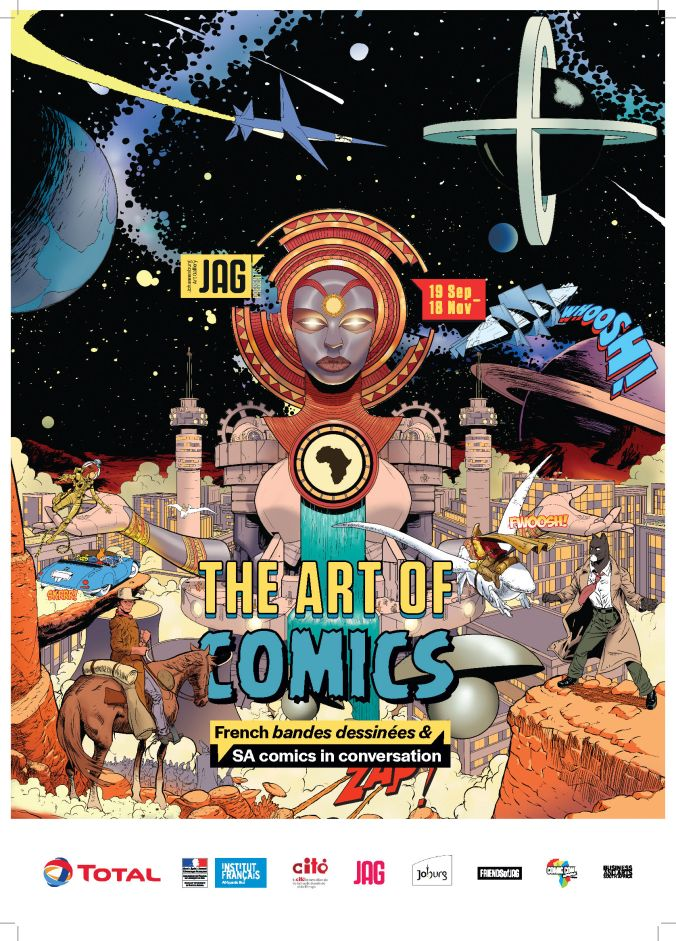 The_Art_of_comics_flyer
